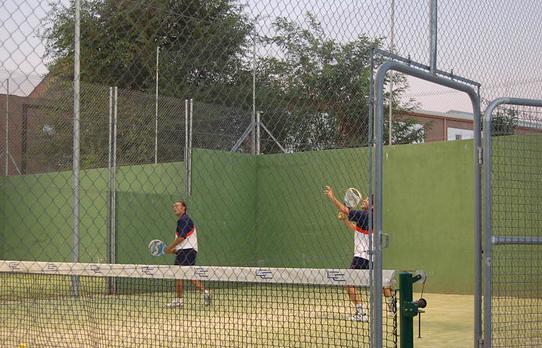 Pádel Indoor Aragón y Real Zaragoza Club de Tenis campeones de ...